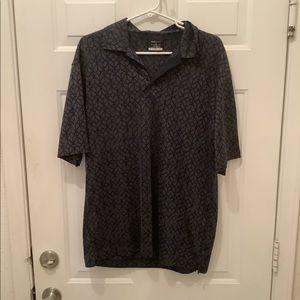 Men's Nike polo medium golf shirt